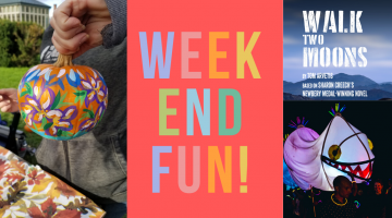 WEEKEND FUN! Baltimore Family Events, October 25-27