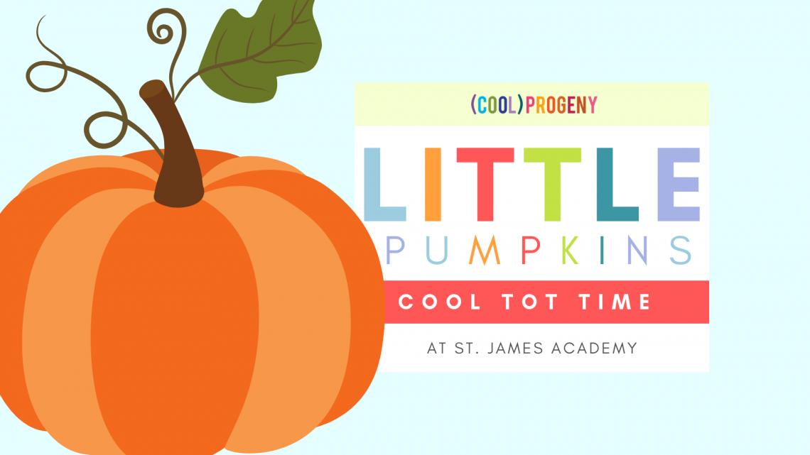 COOL TOTS - Lil' Pumpkins