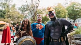 Superhero Social 2019 | (cool) progeny | Photos by Jen Snyder
