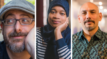 Authors Visiting Baltimore in November