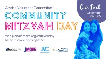 Community Mitzvah Day