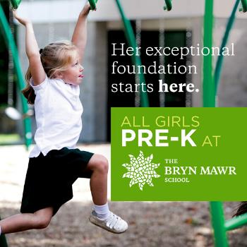 Bryn Mawr School Ad