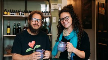 COFFEE WITH | Jes and Spilly