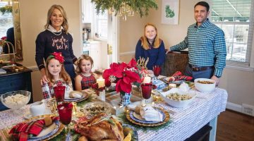 CHARMED HOLIDAYS | Eddie's $75 Holiday Dinner-For-Six