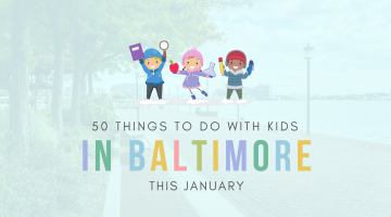 50 Things to Do with Kids January