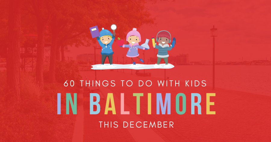 60 Things to Do with Kids December
