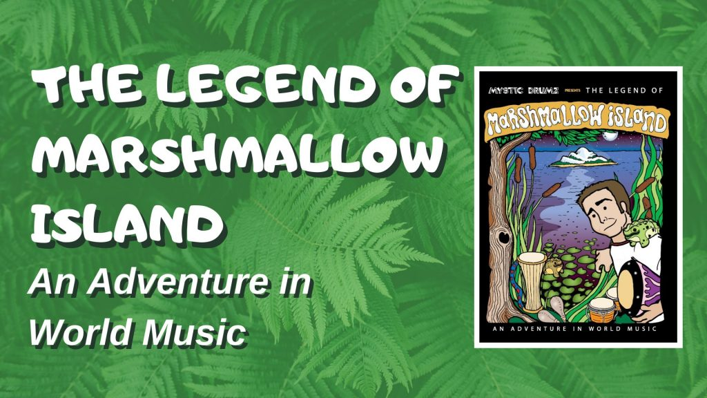 The Legend of Marshmallow Island
