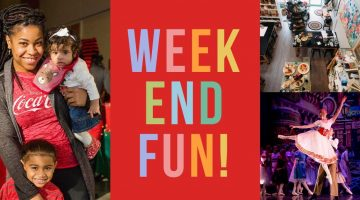 Weekend Fun - December 13-15