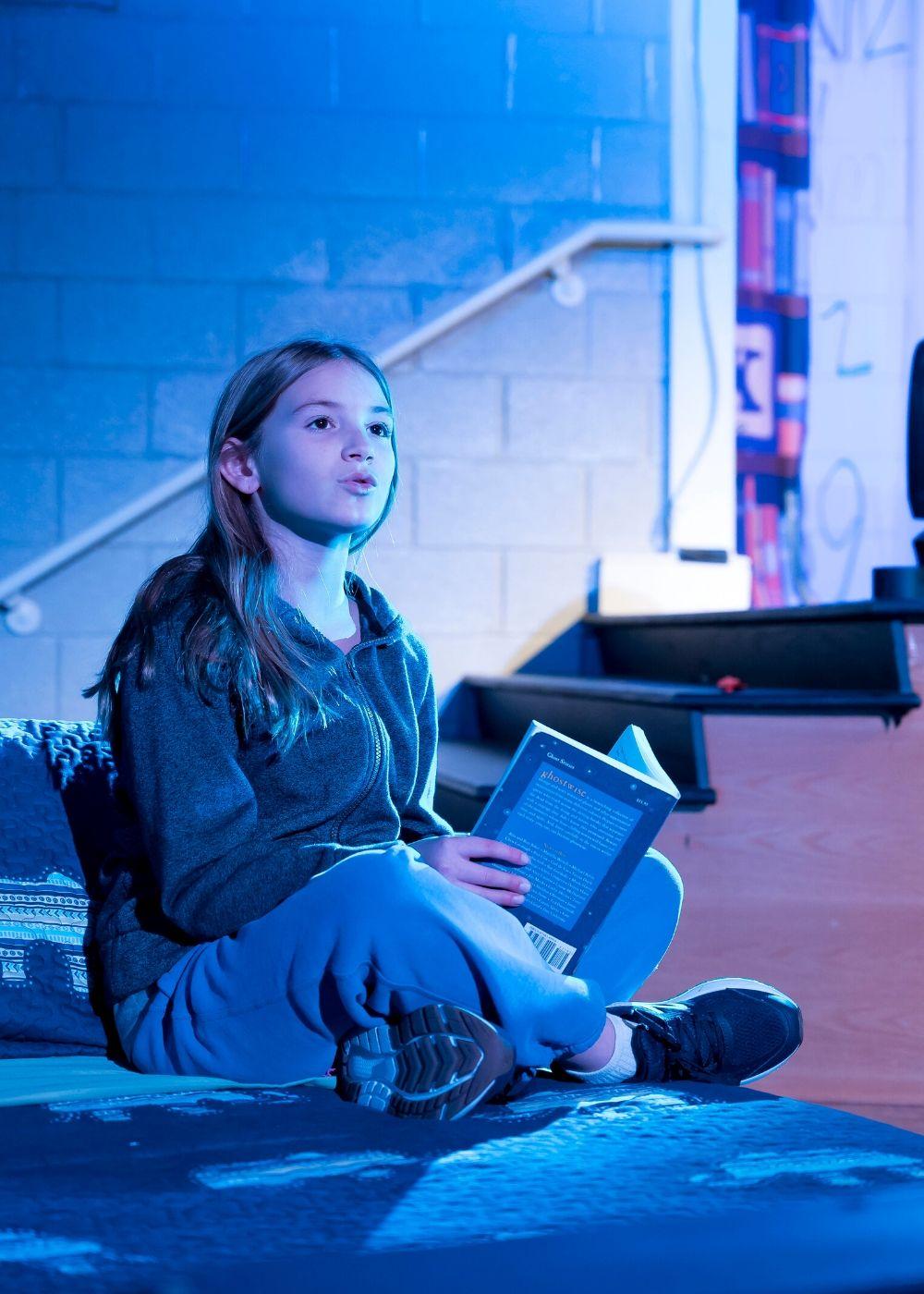 Matilda the Musical at St. James Academy