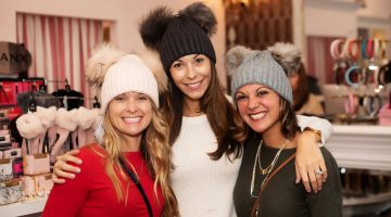 Charmed Holidays Giveaway: Harbor East Holiday Spree