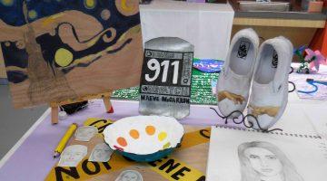 Art Capstone Project at NDP