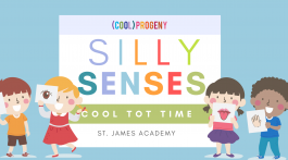 COOL TOT TIME | Silly Senses