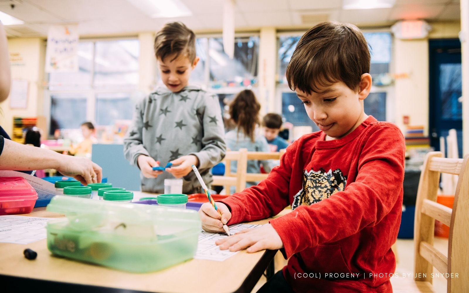 Goldsmith Early Learning Center | Photos by Jen Snyder, (cool) progeny
