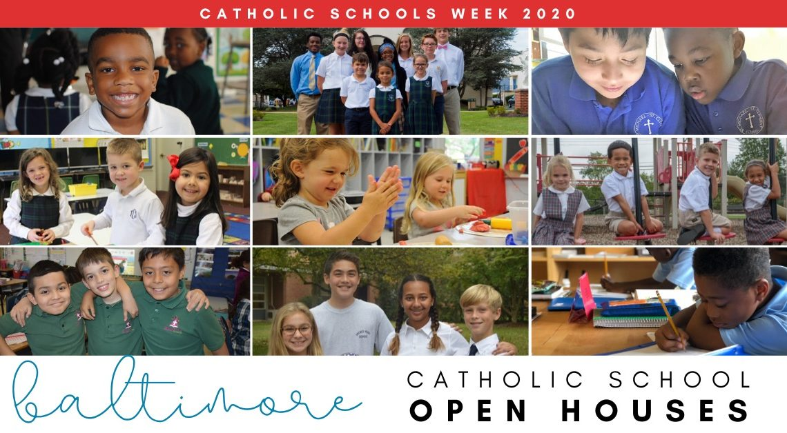 Article Header | Catholic Schools Week