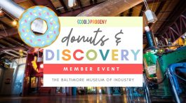Donuts and Discovery at The BMI