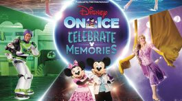 Manic Monday Giveaway - Disney on Ice Presents Celebrate Memories