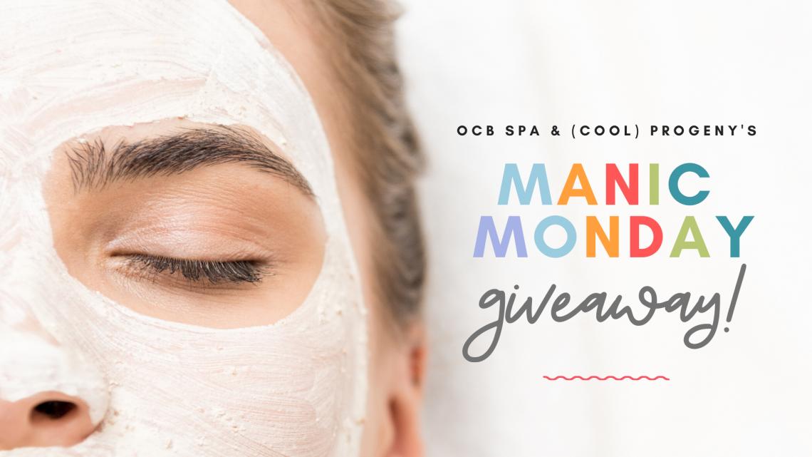MANIC MONDAY | OCB Spa Giveaway