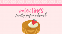 Valentine's Day PJ Brunch