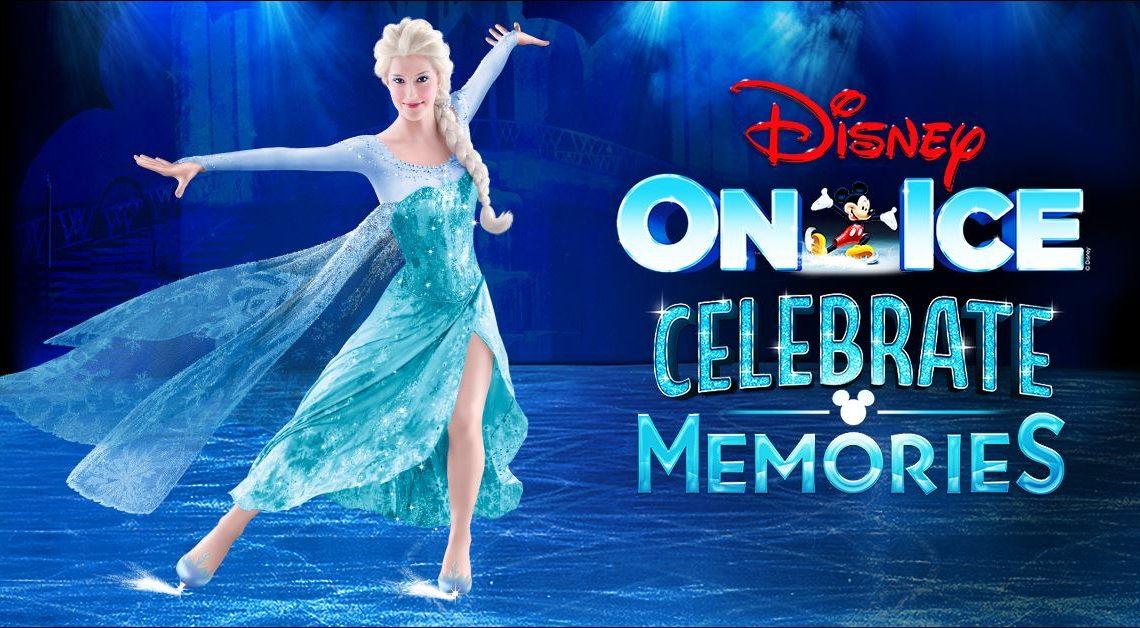 Disney on Ice Presents Celebrate Memories