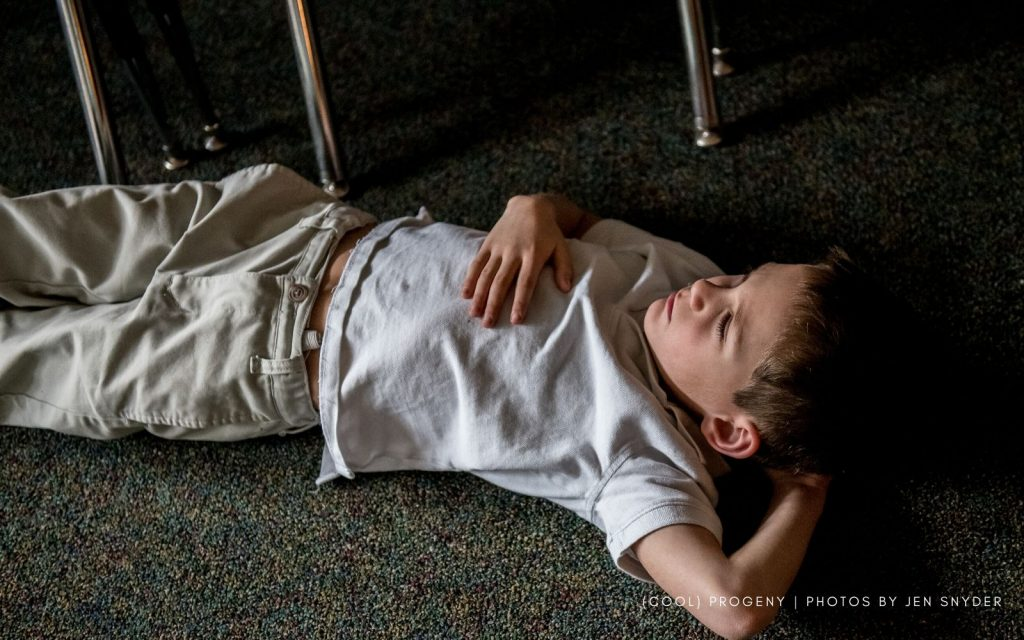 Teaching the Whole Child at School of the Cathedral | Photos by Jen Snyder for (cool) progeny