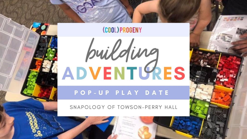 Building Adventures at Snapology of Towson