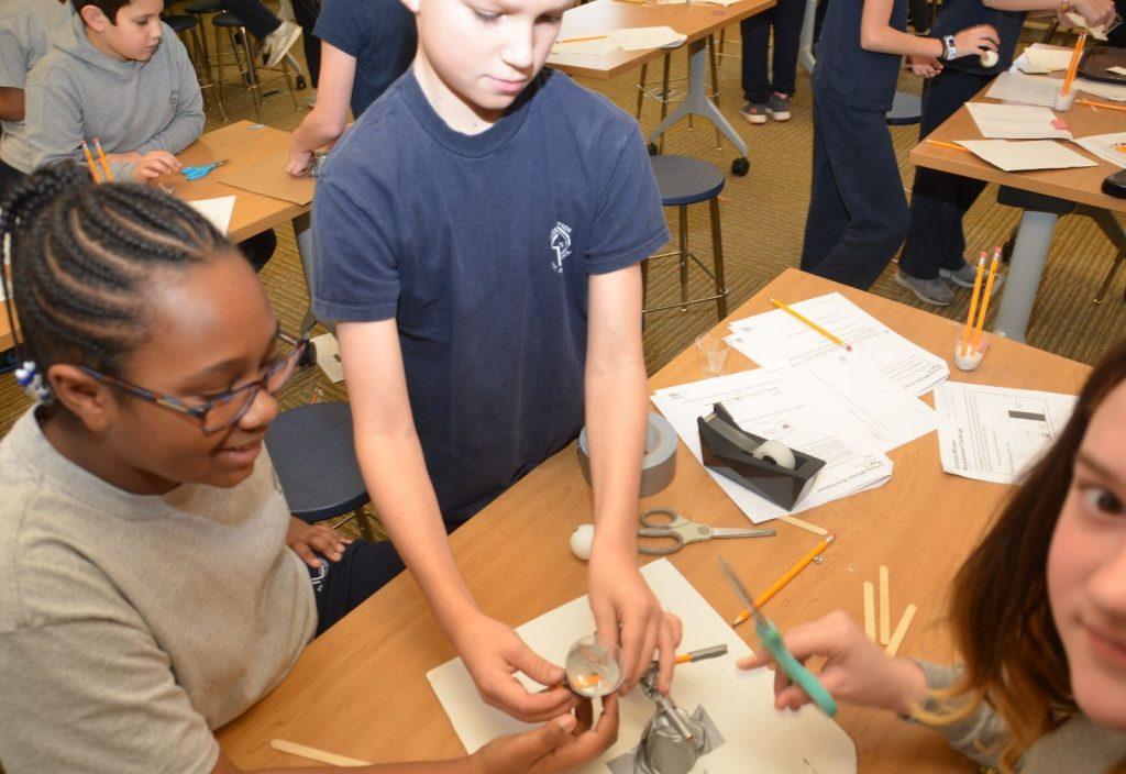 Resurrection-St. Paul Students STEM