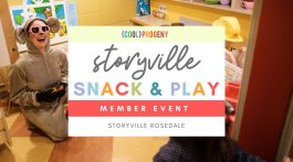 Storyville Snack and Play