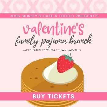 Valentine's Day PJ Brunch