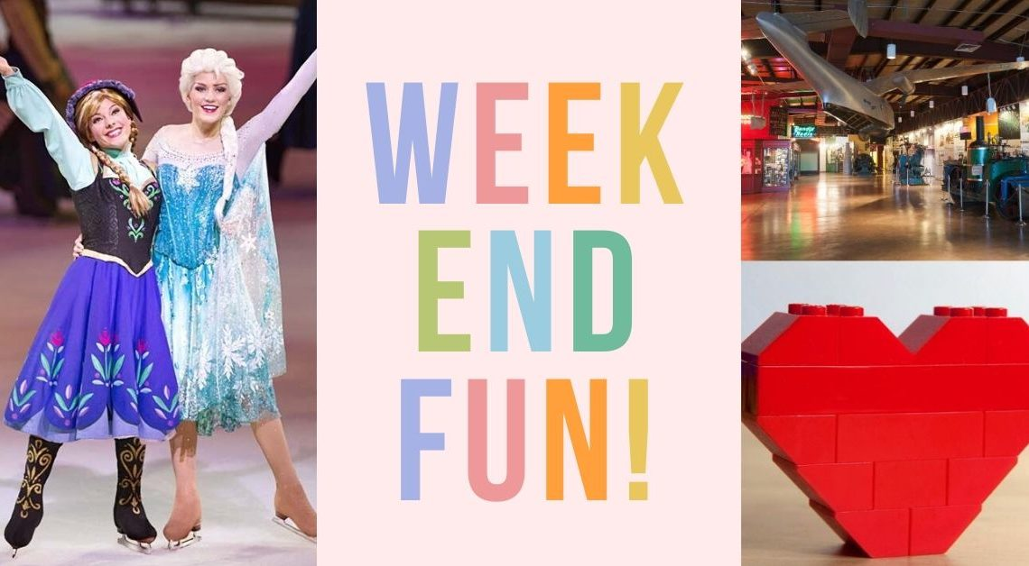 Weekend Fun - Where To Play, February 7-9