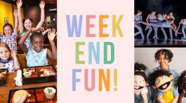 Baltimore Family Events This Weekend, February 21-23