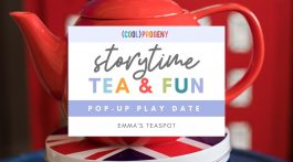 Story Time Tea: Poppy Pickle and Crazy Hats
