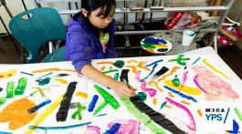 CAMP SPOTLIGHT | MICA Young People's Studio Art Camp