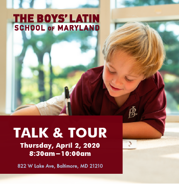 Boys Latin Talk and Tour