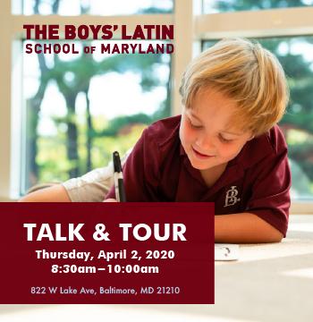 Boys Latin Talk and Tour