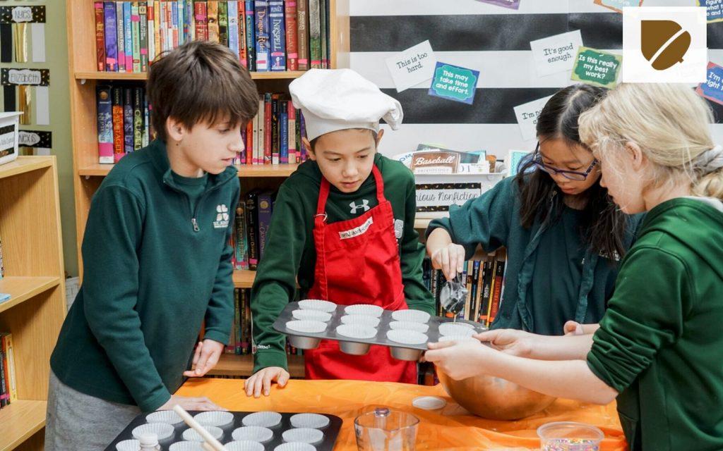 Five Gifts at St. John's Parish Day School