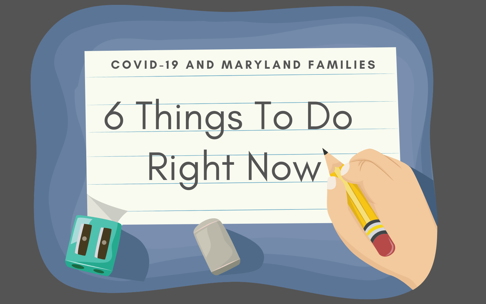 Covid 19 And Maryland Families 6 Things To Do Right Now Cool Progeny