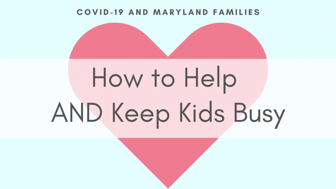 How to Help Baltimore Small Businesses AND Keep Busy During COVID19 - (cool) progeny