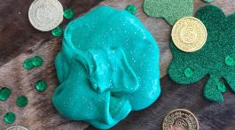 How to Make Green Slime | (cool) progeny