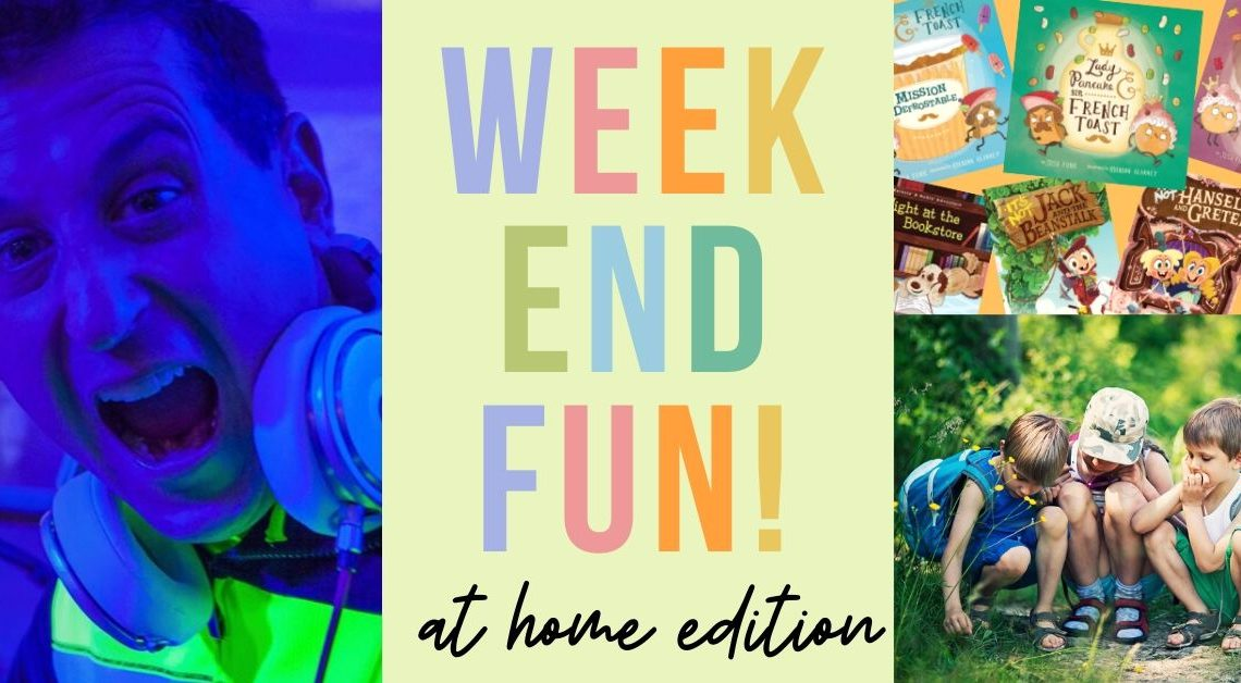 Weekend Fun for Kids - March 27-29