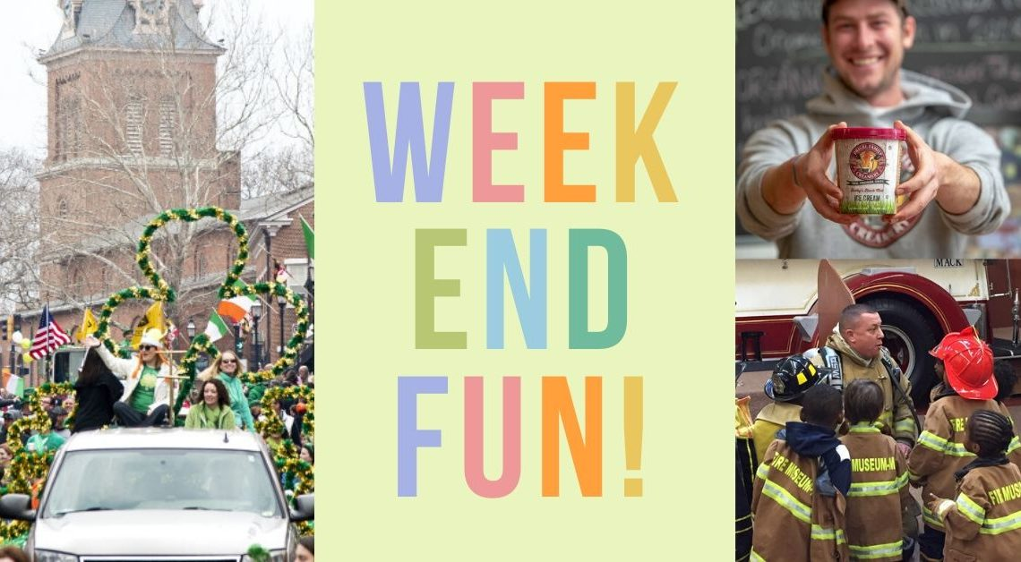 Weekend Fun! Baltimore Family Events, March 6-8
