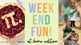 Weekend Fun - March 13-15
