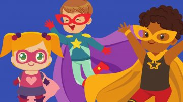 Cool Fun at Home | Superheroes