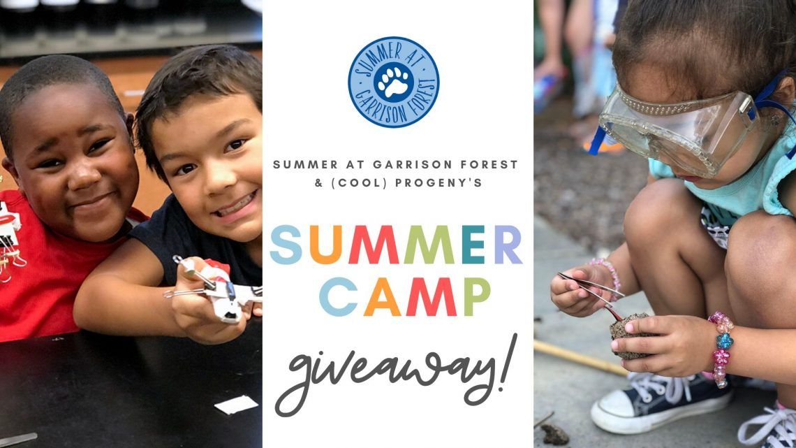Win $300 Summer Camp Gift Certificate