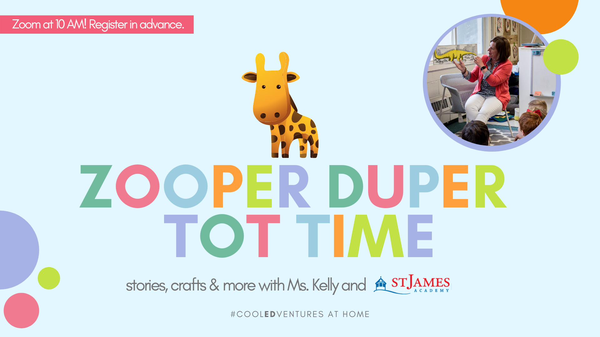 Zooper Duper Tot Time