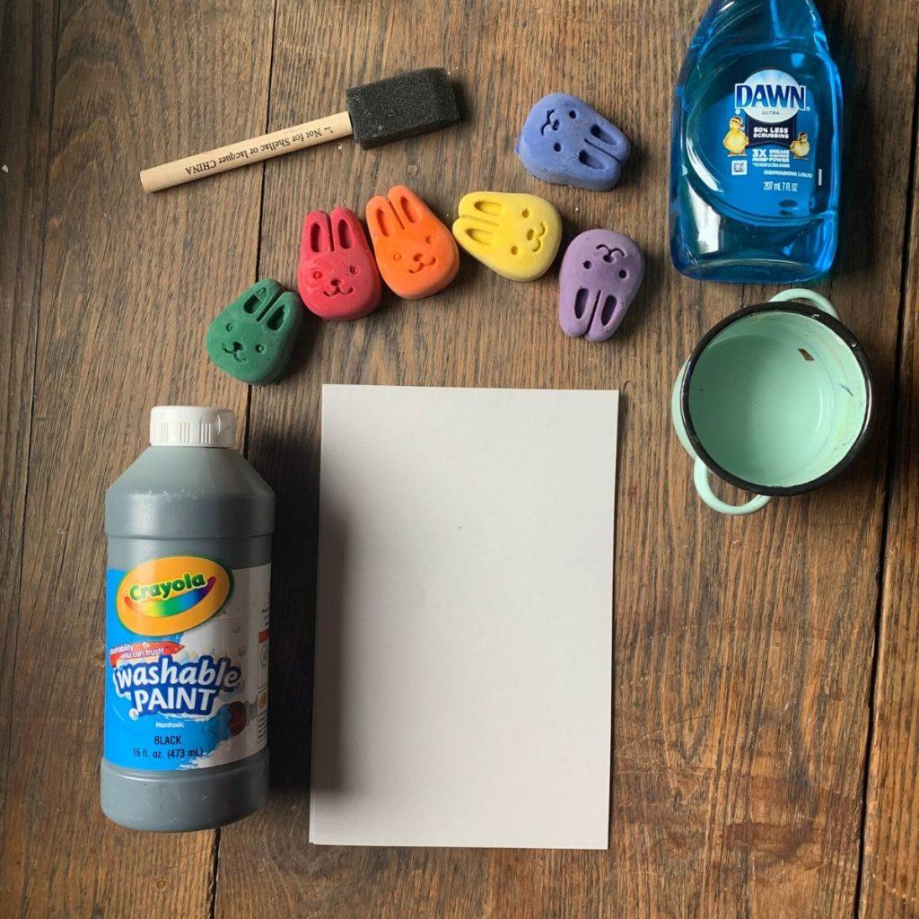 Maker Challenge: DIY Scratch Board Art