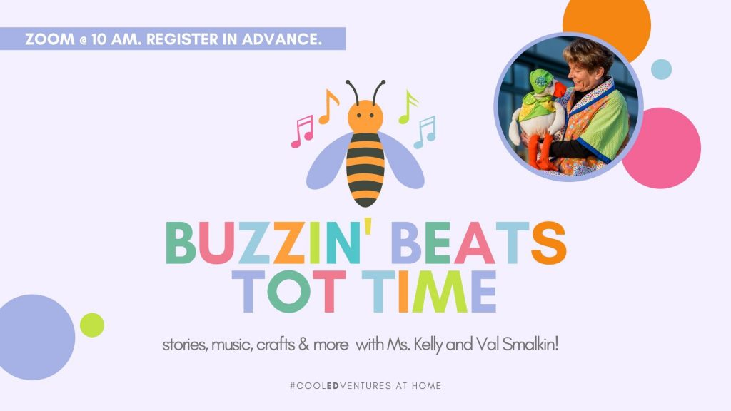 Buzzin' Beats Tot Time