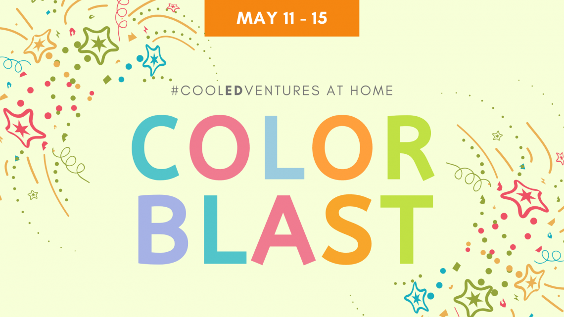 COOL EDVENTURES: Color Blast