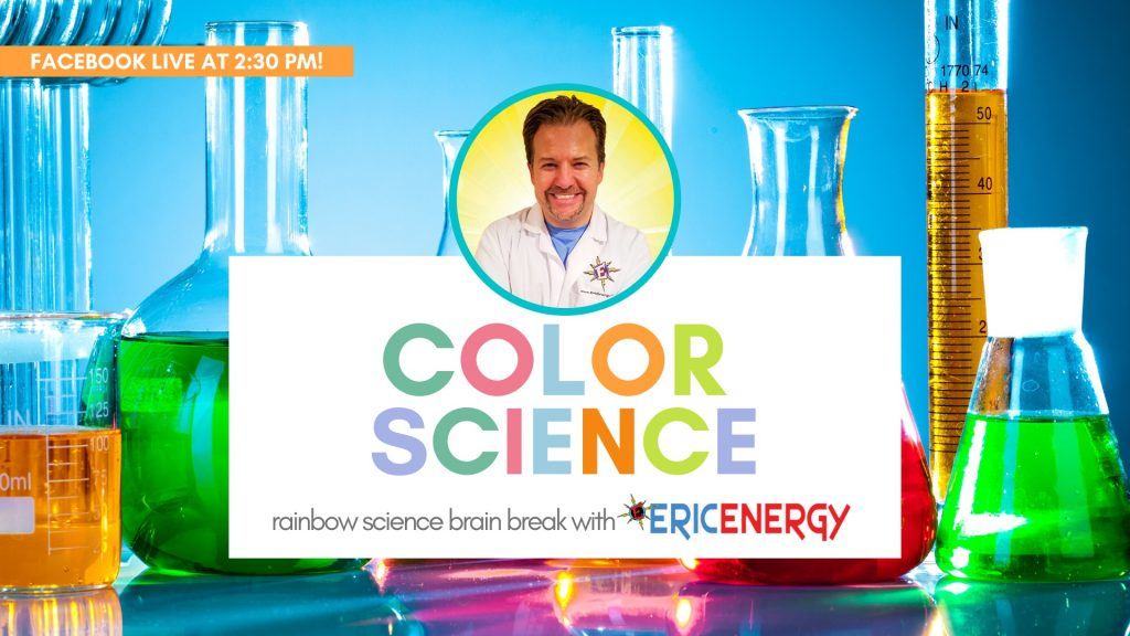Cool EDventures: Color Science with Eric Energy
