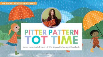Cool Tot Time: Pitter Pattern