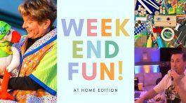 Weekend Fun! May 15-17